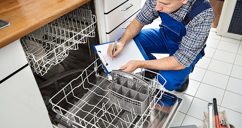 Samsung and LG Dishwasher Repair in Dallas